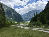 A stroll through Berchtesgaden National Park Bavaria