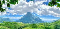 A stunningly beautiful island worth a trip across the globe for Taken at Belvedere Lookout Moorea French Polynesia