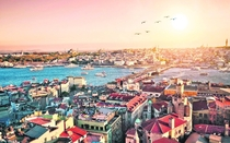 A sunny day in Old Istanbul