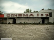 A theater in Gary Indiana