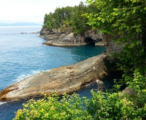 A view from Cape Flattery Washington