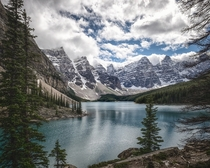 A view of Moraine Lake you dont typically see  by Jarno Savinen