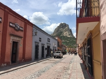 A Walk Through the Charming Bernal Mexico