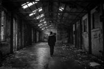 A Wander Through The Desolation  Abandoned Factory Stockport UK  By Callum Lambert