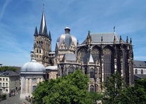 Aachen Cathedral Aachen North Rhine-Westphalia Germany