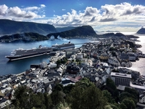 Aalesund - Norways most beautiful city