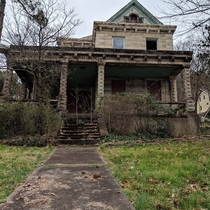 Abandon home in Chattanooga