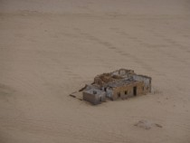 Abandon House Siwa Oasis Egypt