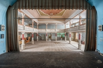 Abandonded ballroom   By Michael Mller