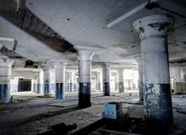 Abandonded Factory was built in the s for World War  Now abandoned
