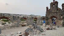 Abandoned after tsunami In Dhanushkodi