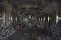 Abandoned aircraft Photographed by Andre Govia