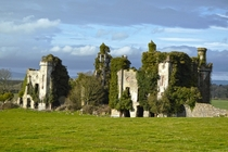 Abandoned almost  years ago The scenic ruins around the back of Thomastown Castle Co Tipperary Ireland