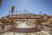 Abandoned Amusement Park in California