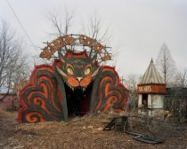 Abandoned Amusement park In Detroit Mi