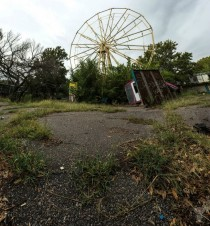 Abandoned amusement park in Kansas album in comments