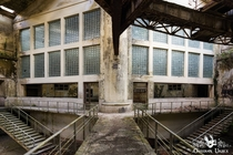 Abandoned and decaying hydroelectric power plant in Italy wwwobsidianurbexphotographycom