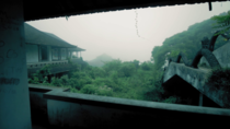 Abandoned and Overgrown Hotel In Bali The Ghost Hotel
