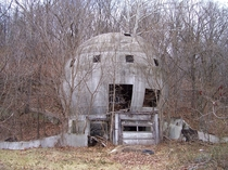 Abandoned and Strange Dome Home in Logan Ohio Photo by Scott Amos