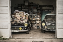 Abandoned antique cars worth millions