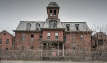 Abandoned Asylum for the Insane NY State OC x