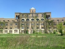 Abandoned Asylum in North Canton OH