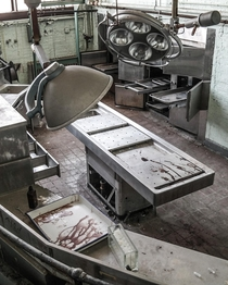 Abandoned Autopsy Theater