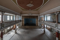 Abandoned ballroom Germany