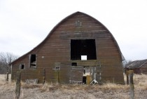 Abandoned Barn Canada album in comments