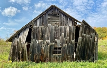 Abandoned Barn on my Dads Rural Property - Frontenac County Ontario Canada