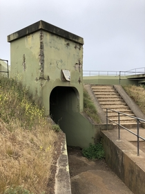 Abandoned Battery in San Francisco
