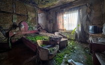 Abandoned Bedroom -