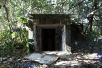 Abandoned bomb shelter in South Florida  album in comments