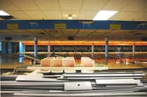 Abandoned Bowling Alley Basildon UK