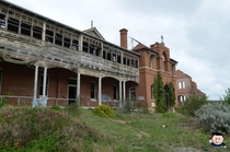 Abandoned Boys Orphanage - TrashedBurnt Out x