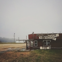 Abandoned breakfast joint Connecticut