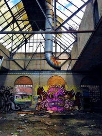 Abandoned Brewery Berlin