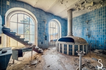 Abandoned brewery   by Michael Schwan