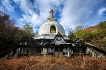 Abandoned Buddhist Shrine by Chris Luckhardt