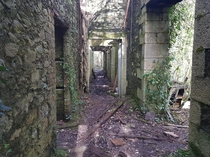 Abandoned building - Anglesey North Wales