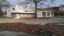 Abandoned building - Arthur R Henry Contractors amp Engineers Northfield NJ