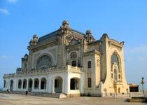 Abandoned Casino on the Edge of the Black Sea  x