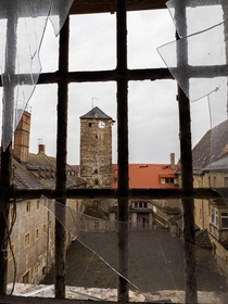 Abandoned Castle Turned Into Creepy Prison