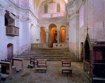 Abandoned Catholic Church Italy