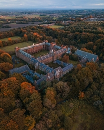 Abandoned Catholic Seminary in Lancashire