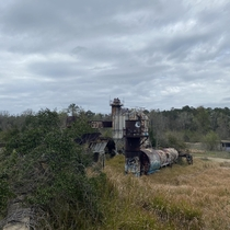 Abandoned Cement Factory I explored today