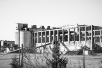 Abandoned Cement Plant Wilmington NC