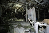 Abandoned ceramic factory in Germany Abandoned since the s circa