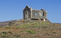 Abandoned chapel in Boa Vista Cape Verde  photo by Ximonic Simo Rsnen