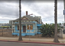 Abandoned Charlies House from Top Gun Oceanside CA
